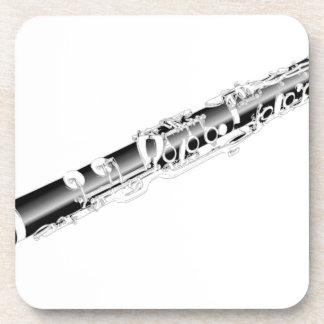 Clarinet Coaster