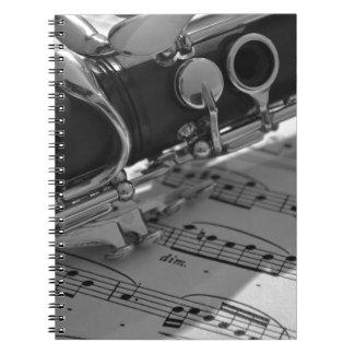 Clarinet Notebooks