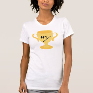 Clarinet Number One Trophy T-Shirt