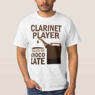 Clarinet Player (Funny) Chocolate T-Shirt