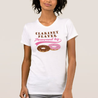 Clarinet Player Funny Gift Shirt