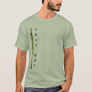 Clarinet Rock Out Tee