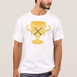 Clarinet Trophy Gift T-Shirt