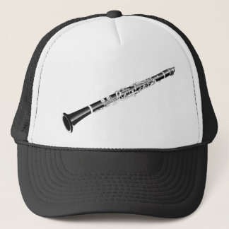 Clarinet Trucker Hat