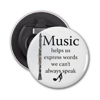 Clarinets Music Helps Us Express Words Kitchen