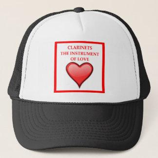 CLARINETS TRUCKER HAT