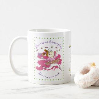 Clarisse nutcracker suite coffee gift mug