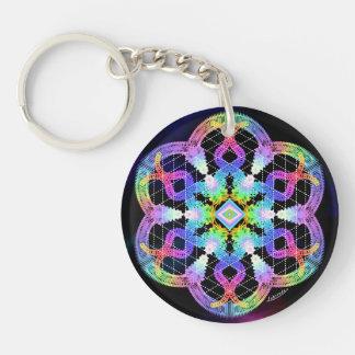 Clarity/Alchemy of Joy Key Ring