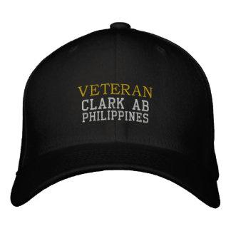 Clark AB Cap Embroidered Hat