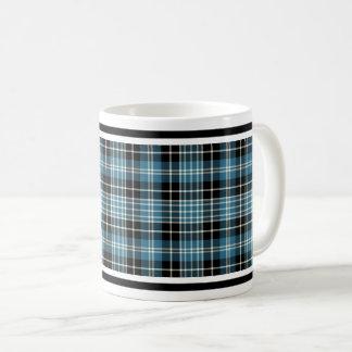 Clark Clan Tartan Coffee Mug