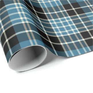 Clark Clan Tartan Wrapping Paper