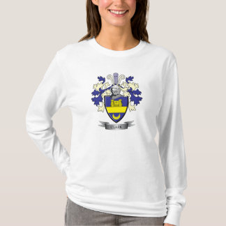 Clark Family Crest Coat of Arms T-Shirt