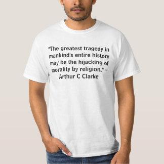 Clarke Morality T-Shirt