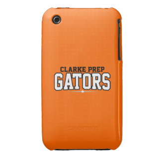 Clarke Prep High School; Gators iPhone 3 Covers