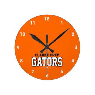 Clarke Prep High School; Gators Clock