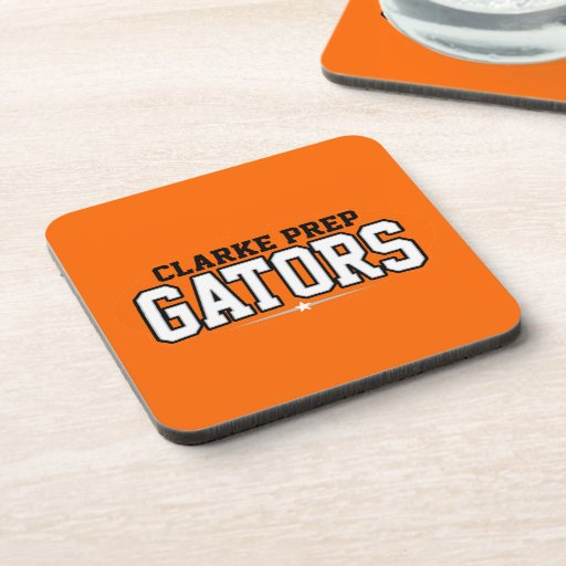 Clarke Prep High School; Gators Drink Coaster