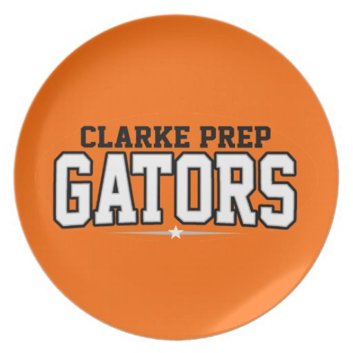Clarke Prep High School; Gators Plates