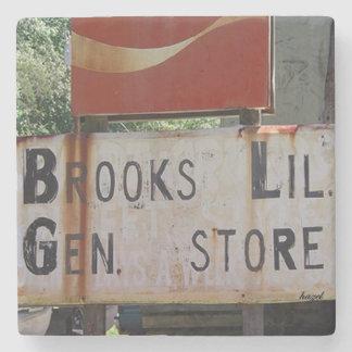 Clarkesville, Ga. Brooks Lil Gen. Store Coaster
