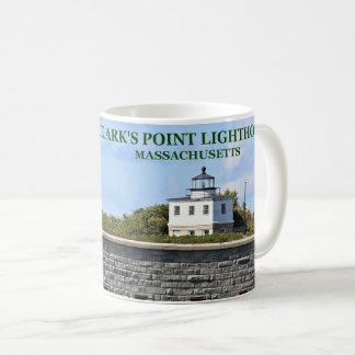 Clark's Point Lighthouse, Massachusetts Mug