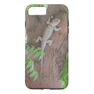 Clark's Spiny Lizard in a Tree iPhone 8 Plus/7 Plus Case
