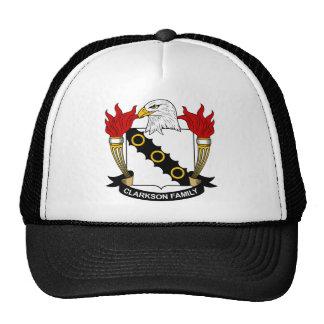 Clarkson Family Crest Cap