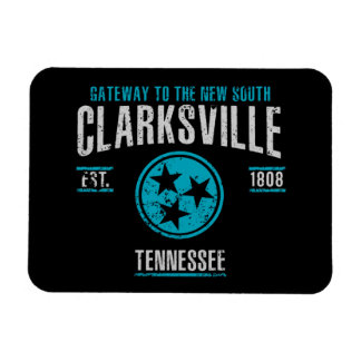Clarksville Magnet