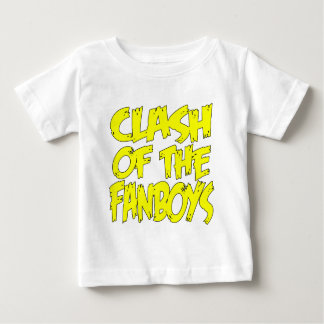 Clash Of The Fanboys LOGO Baby T-Shirt