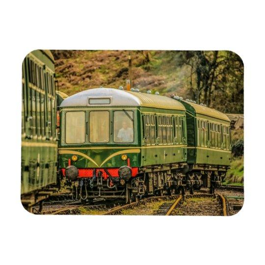Class 108 Diesel Multiple Unit 2 Rail Car Magnet
