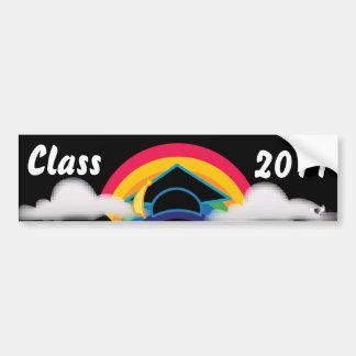 "Class 2011 ""You Are A Promise!"" Bumper Sticker"