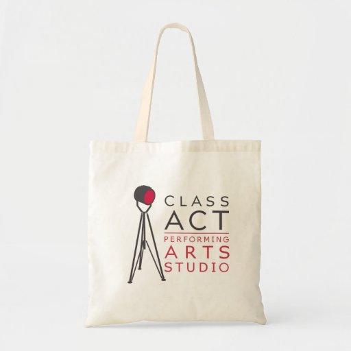 Class Act small tote Bag