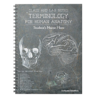 Class and Lab Notes - Terminology (Personalized) Notebook