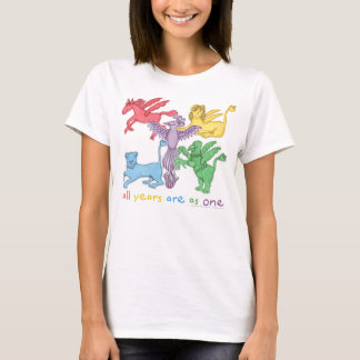 Class Animals T-shirt (available in many styles)