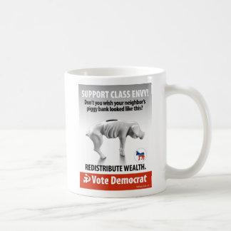Class Envy - Piggy Bank: Mug