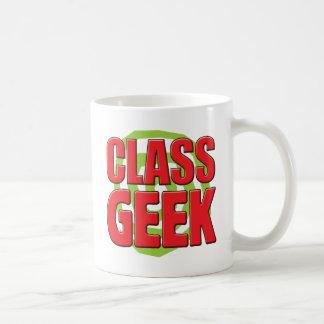 Class Geek Coffee Mug