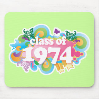 Class of 1974 mousepad