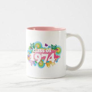 Class of 1974 coffee mug