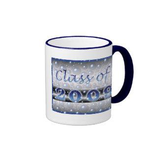 Class of 2009 bubbles mug