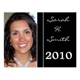 Class of 2009 Graduation Invitations Postcard