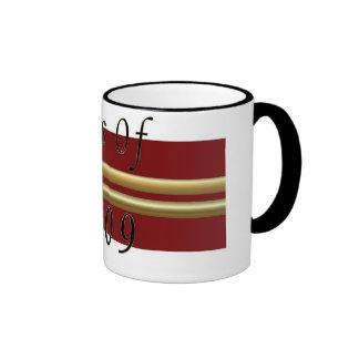 Class of 2009 coffee mugs