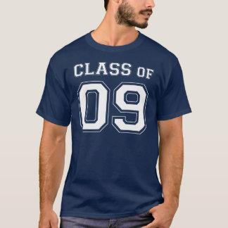 Class Of 2009 - White T-Shirt