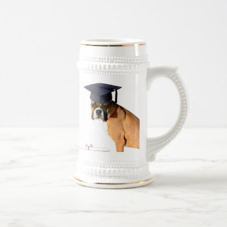 Class of 2010 Boxer graduate mug
