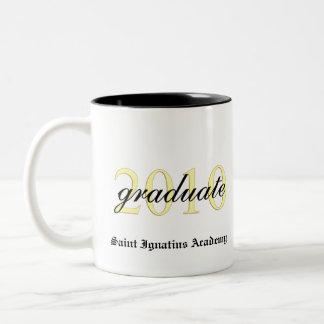 Class of 2010 - Custom Name Graduation Gift Mugs