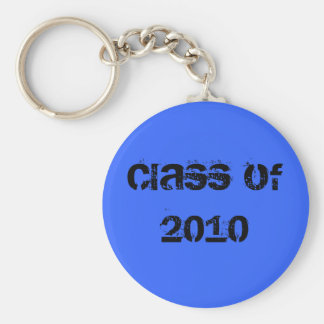 Class of 2010 key ring