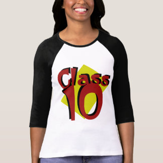 Class of 2010 t-shirts