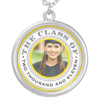CLASS OF 2011 BADGE | GRADUATION NECKLACE
