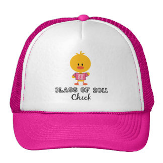 Class of 2011 Chick Hat