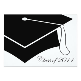 class of 2011 graduation cap card