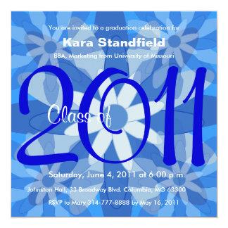 Class Of 2011 Graduation Invitation FB135