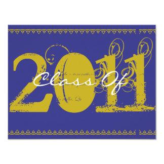 Class Of 2011 Graduation Invitation GB161
