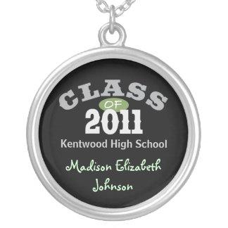 Class Of 2011 Green Jewelry